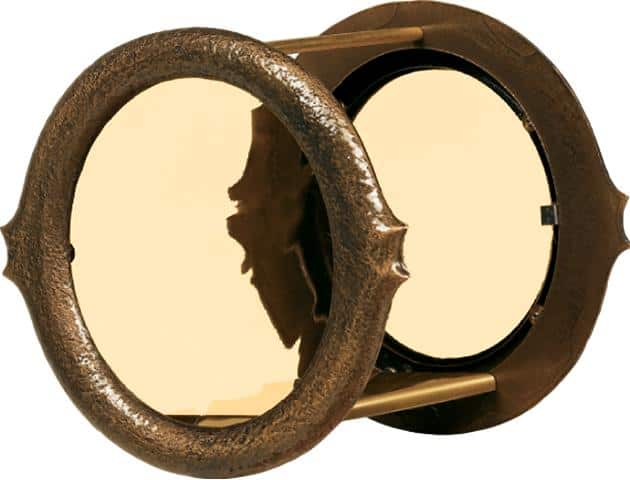 10066 18 - Pyöreä holvikehys